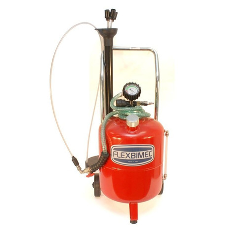 Aspirador Neumático De Aceite 20lts - Herramientas De Taller