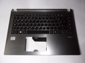 Teclado C/ Carcaça S/ Touch Ultrabook Acer M5 481 T Series