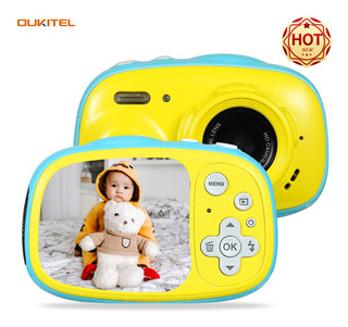 Oukitel Q1 Mini Cámara Digital Niños 5mp 2.0 Pulgadas Pantal