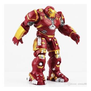 Figura Coleccionable Avengers Infinity War Hulkbuster -17 Cm