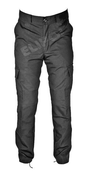 Pantalon Tactico De Combate Ripstop Antidesg(talle Especial)