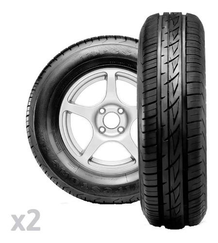 Kit X2 Neumáticos 185/70r14 88t Firestone F600 + 2 Balanceos