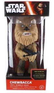 Star Wars Funko Chewbacca Bubble Head