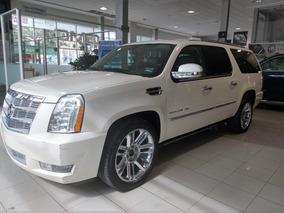 Cadillac Escalade Esv Platinum 2014 Blanco