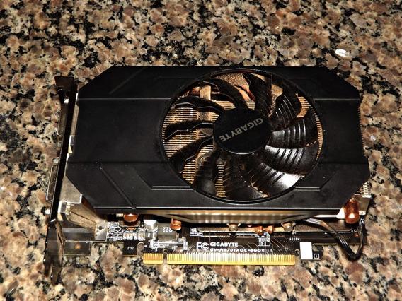 Gtx 970 4gb Oc Empenada Ligando E Sem Um Chip De Memo