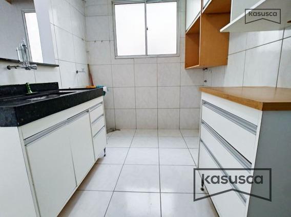 Apartamento Para Alugar Com 2 Quartos E 1 Vaga - 799670-l