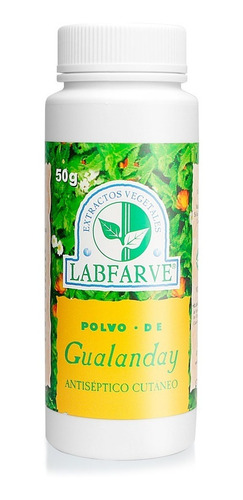 Polvo Labfarve Gualanday X 50g