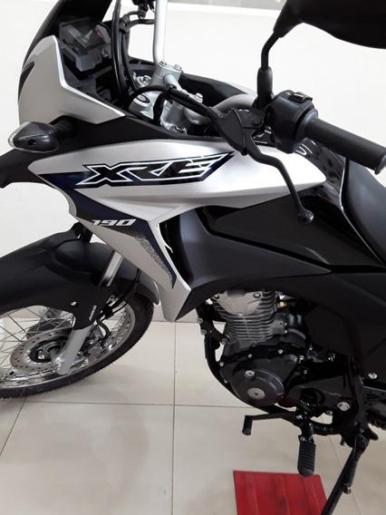 Honda Xre 190 Abs Flex Painel Confortavel E Economica