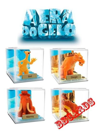 Miniatura Em Cubos A Era Do Gelo 3 Cubos E Fascículos
