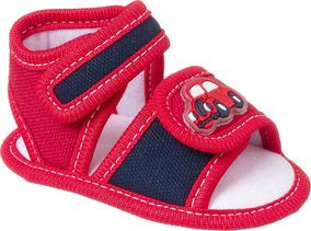 6d8f7671b Sandalias Keto Baby - Calçados, Roupas e Bolsas Vermelho com o ...