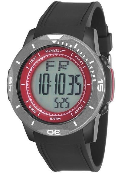 Relógio Speedo Masculino 81132g0evnp4 C/ Garantia E Nf