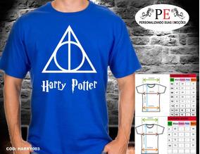 Camiseta Harry Potter 003