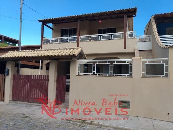 Casa Com 4 Quartos, Rua Calçada, Bem Pertinho Da Praia, Unamar, Cabo Frio - Vcap 167 - 34058251