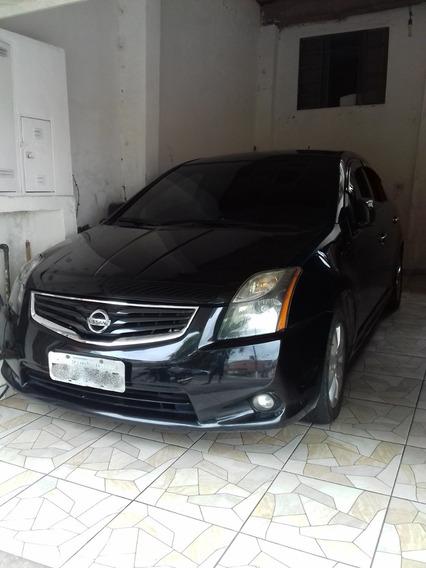 Nissan Sentra Sr 2.0 Aut