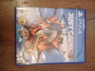 Just Cause 3 Fisico Ps4