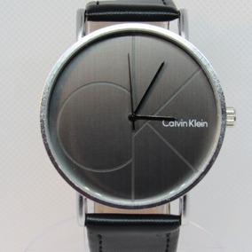 Relógio Casual Vintage Moderno Militar Pulseira Couro