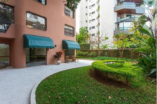 Imagem 1 de 21 de Apartamento Com 3 Dormitórios À Venda, 210 M² Por R$ 1.686.000 - Moema - São Paulo/sp - Ap14901