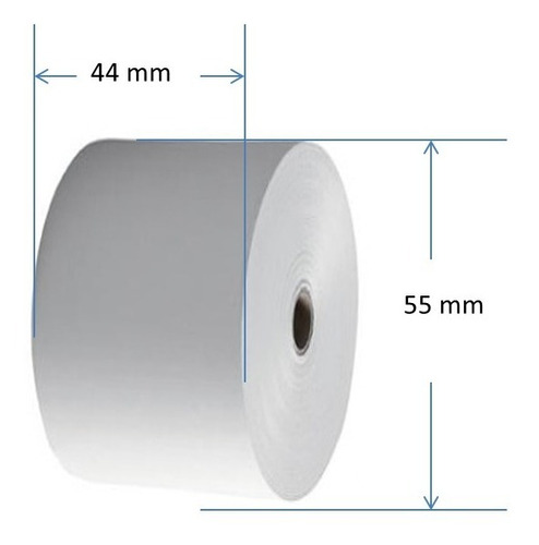 Rollo Termico 44x55 Mm