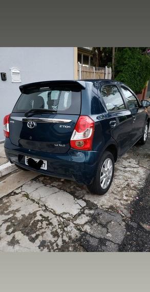 Toyota Etios 1.5 16v Xls 5p 2017