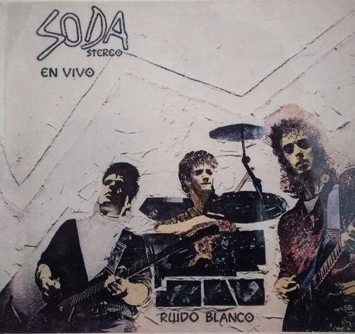 Soda Stereo - Ruido Blanco Digipack C D Nuevo.