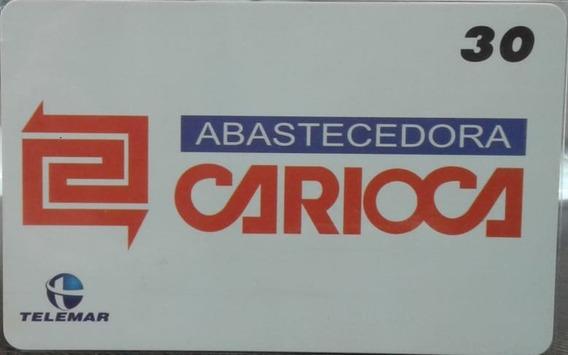 Mídia : Abastecedora Carioca - Telemar Mg - R$ 4,20 Reais