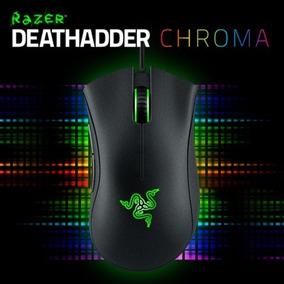 Mouse Razer Deathadder Chroma 10.000dpi Synapse - Envio 24h