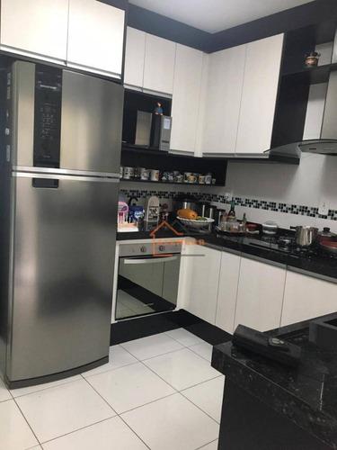 Sobrado Com 2 Dormitórios À Venda Por R$ 580.000,00 - Itaquera - São Paulo/sp - So0127