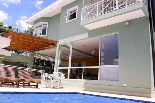 Imagem 1 de 30 de Casa Com 4 Dormitórios À Venda, 575 M² Por R$ 2.800.000,00 - Nova Higienópolis - Jandira/sp - Ca0100