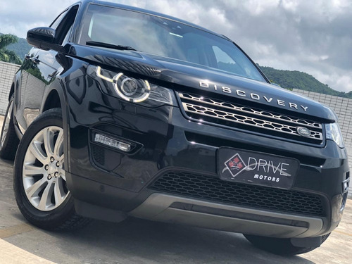 Land Rover Discovery Sport Se 2.0 Diesel 4x4 2016
