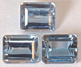 Rsp 2770 Topázio Blue London 11x9,15mm Com 5,85 Ct
