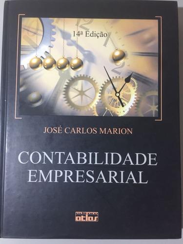 Contabilidade Empresarial - José Carlos Marion