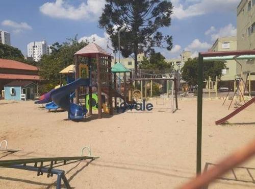 Apartamento De 88m² Com 3 Dormitórios 1 Suíte À Venda - Residencial Tatetuba - São José Dos Campos/sp - Ap2349