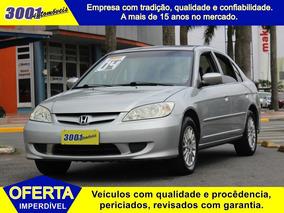 Honda Civic 1.7 Ex 16v
