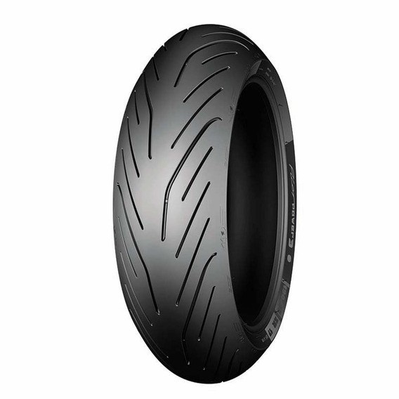 Pneu Moto Michelin Pilot Power 3 Traseiro 190/50 Zr17 (73w)