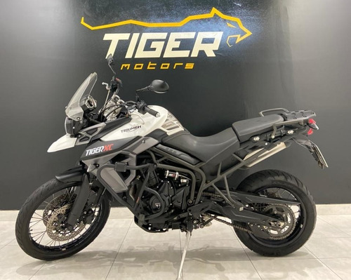 Triumph Tiger 800 Xc 2016 - 27.000 Km