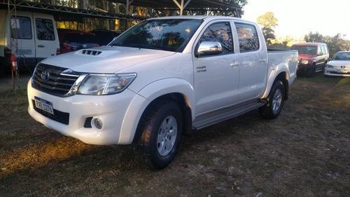 Toyota Hilux 3.0 Cd Srv Tdi 171cv 4x2 - B3 2013