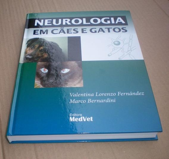 Livro - Neurologia Em Cães E Gatos