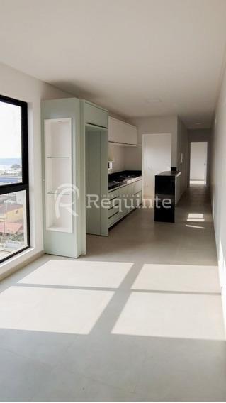 Em Itapema Apartamento Mobiliado Com 2 Dormitórios - 2086