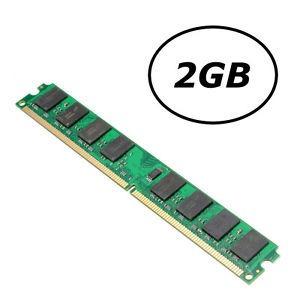 Memorias Ddr2 2gb 800mhz Pc2-6400