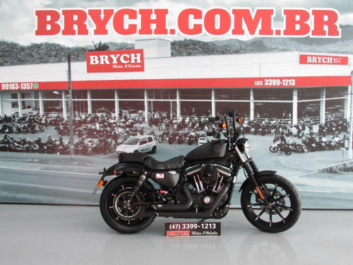 Imagem 1 de 6 de Harley Davidson Xl N Iron Abs