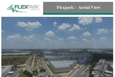 Nave Industrial Renta Flex Park Apodaca $1,149,421 Adrnav Em