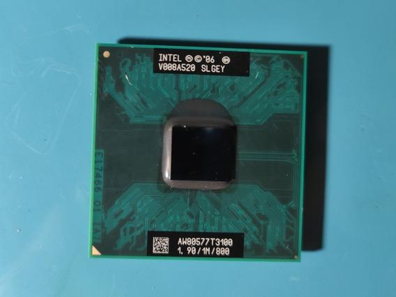 Processador Notebook Intel Celeron T3100