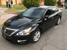 Nissan Altima 2.5 Advance Piel Cvt