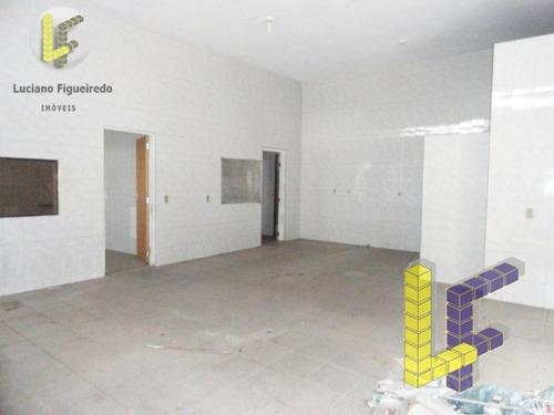 Salão Comercial - B. Santo Antônio - 14321