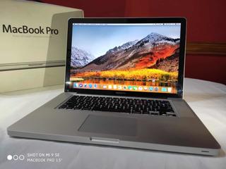 Macbook Pro 15.4 Pulgadas