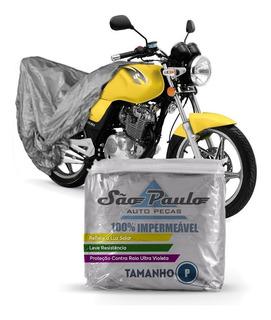 Capa Cobrir Moto Suzuki En 125 Yes Impermeavel Proteção Uv.