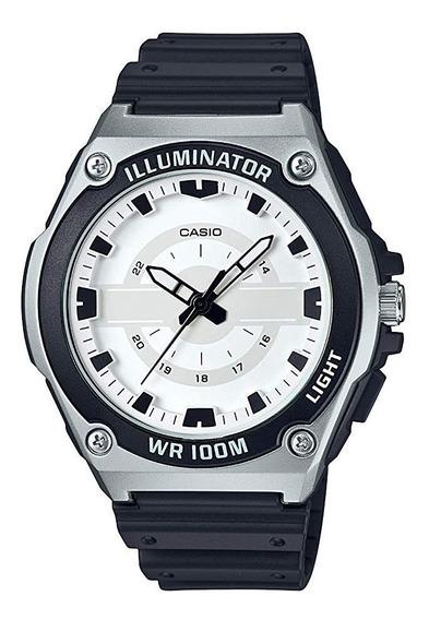 Casio Illuminator Reloj Sport Hombre Mwc-100h-7avcf Msi Ng