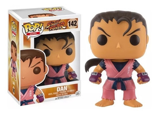 Funko Pop! Street Fighter Dan #142 Original