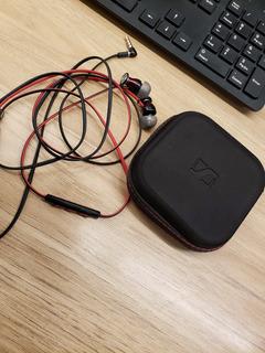 Fone Intra Auricular Sennheiser Momentum M2 Ieg (android)