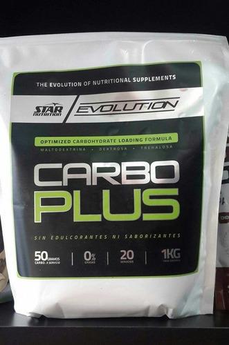 Carbo Plus Star Nutrition 1kg. Monte Grande